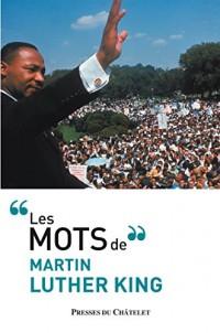Les mots de Martin Luther King