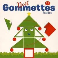 Noël Gommettes faciles : 3-4 ans