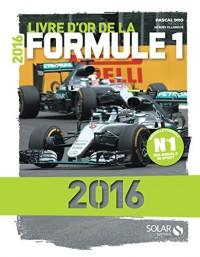 Livre d'or de la Formule 1 2016