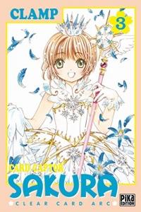 Card Captor Sakura - Clear Card Arc T03