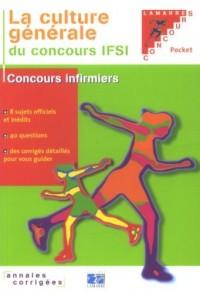 La culture générale du concours IFSI