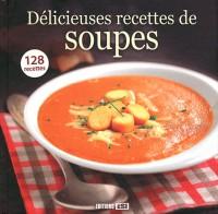Delicieuses Recettes de Soupes