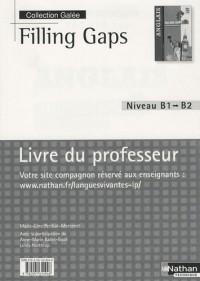 Filling gaps - Anglais - Bac Pro 3 ans