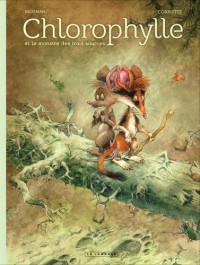 Chlorophylle et le monstre des trois sources