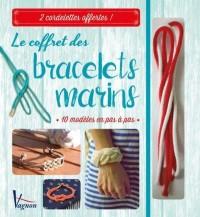 Coffret bracelets marins