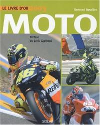 Le livre d'or de la moto 2003