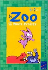 Le Zoo par les mots-croisés