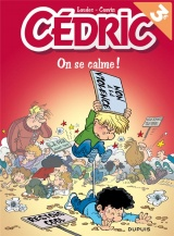Cédric, Tome 19 : On se calme !