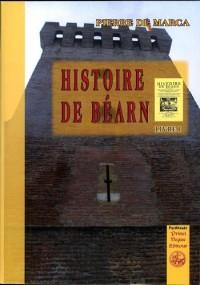 Histoire de Bearn (Livre 1)