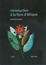 Introduction a la flore d'afrique