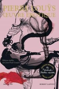 Oeuvre érotique - édition réalisée par Monsieur Christian Lacroix - tirage limité