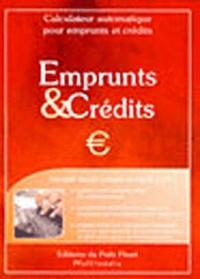 Emprunts et crédits : DVD-Rom