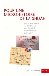 Pour renouveler l'histoire de la Shoah : le genre humain n 52