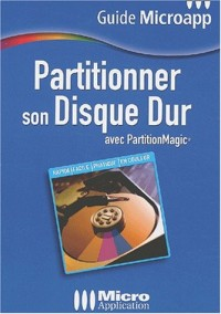 Partitionner son disque dur avec PartitionMagic