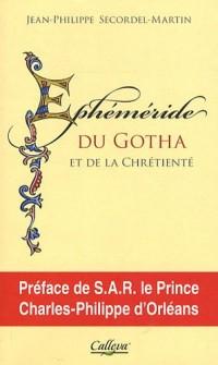 Ephéméride du Gotha et de la chrétienté