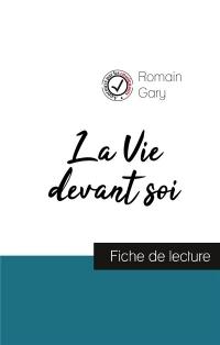 La vie devant soi de Romain Gary analyse complète de l'oeuvre