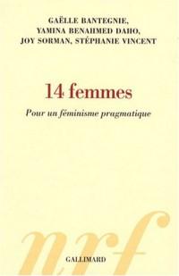 14 Femmes : Pour un féminisme pragmatique