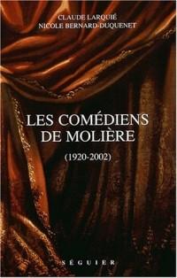 Les Comédiens de Molière (1920-2002)