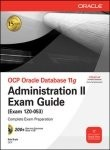 OCP Oracle Database 11g Administration II Exam Guide: Exam 1Z0-053 - Oracle Press [Paperback]
