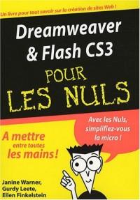 Dreamweaver et Flash CS3