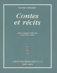 Contes et récits