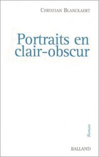 Portraits en clair-obscur