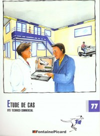 Etude de cas analyse technico-commerciale négociation. bts technico-commerc. (enonce) ref. 77