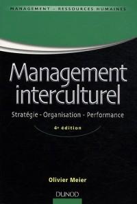 Management interculturel : Stratégie, Organisation, Performance