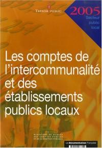 Les comptes de l'intercommunalité et des établissements publics locaux