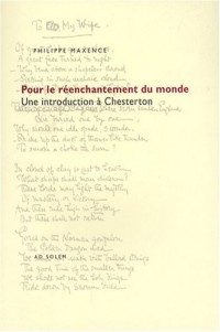 Pour le réenchantement du monde. Une introduction à Chesterton