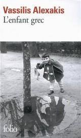 L'enfant grec [Poche]