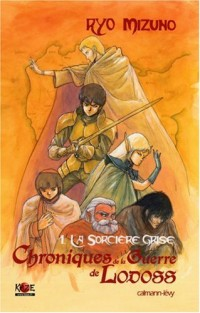Les Chroniques de la Guerre de Lodoss, Tome 1 : La sorcière grise