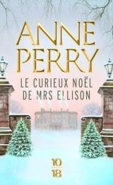 Le curieux Noël de Mrs Ellison [Poche]