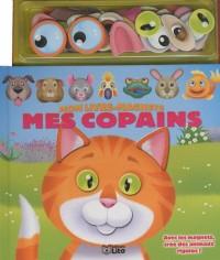 Mon Livre-Magnets : Mes Copains