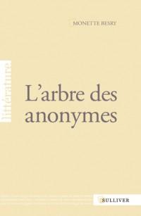 L'Arbre des anonymes