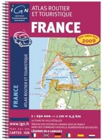 Atlas Routier France 2010 - 1/250.000