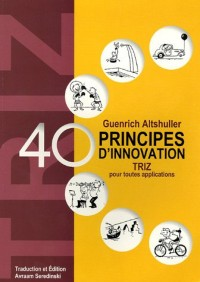 40 Principes d'innovation : Tri pour toutes applications