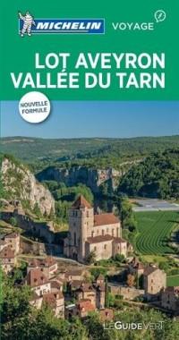 Guide Vert Lot Aveyron Vallee du Tarn