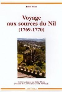 Voyage aux sources du Nil, 1769-1770