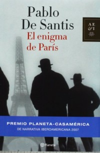 El Enigma De Paris/ the Enigma of Paris