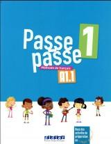 Passe - Passe 1 - Livre