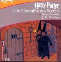Harry Potter et la Chambre des Secrets CD