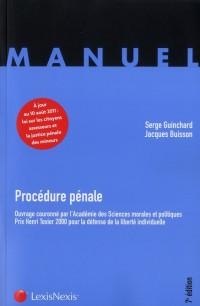 Procedure Pénale