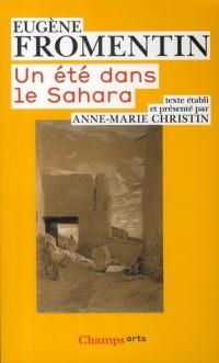 Un ete dans le sahara