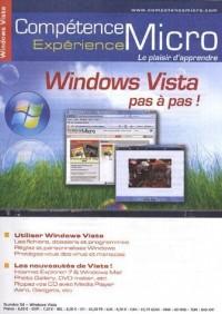 Compétence Micro, N° 54 : Windows vista pas à pas