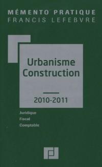 Urbanisme Construction : Juridique-Fiscal-Comptable