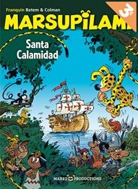 Marsupilami T26 Marsupilami T26 (Ope Ete 2018) - Santa Calamidad