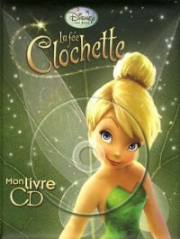 La fée Clochette (1CD audio)