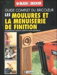 Les Moulures et la Menuiserie de Finition : Installation des Mou-