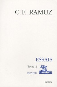 Oeuvres Completes Vol. 16. Essais T2. 1927-1935